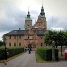 Dánský renesanční zámek Rosenborg