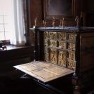 zámek Rosenborg - interiér