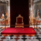 Trůn na zámku Rosenborg