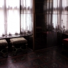 Rosenborg - zrcadlový interiér