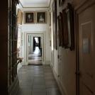 Dánský zámek Rosenborg - interiér