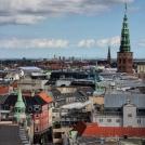 Pohled na barevnou Kodaň