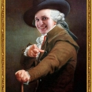 """Fotomontáž <b>Autoportrétu</b> od Josepha Ducreuxe, více o fotomontáži naleznete v <a href=""""http://malebno.cz/originalni-fotomontaze-tvare-studentu-v-historickych-obrazech/"""">tomto příspěvku</a>. <br> Photomontage of <b>Self-portrait</b> by Joseph Ducreux, more in <a href=""""http://malebno.cz/en/originalni-fotomontaze-tvare-studentu-v-historickych-obrazech/"""">this post</a>."""