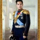 "Fotomontáž portrétu <b>Mikuláše II. Alexandroviče</b> od Earnesta Lipgarta, více o fotomontáži naleznete v <a href=""http://malebno.cz/originalni-fotomontaze-tvare-studentu-v-historickych-obrazech/"">tomto příspěvku</a>. <br> Photomontage of <b> Nicholas II of Russia</b> by Earnest Lipgart, more in <a href=""http://malebno.cz/en/originalni-fotomontaze-tvare-studentu-v-historickych-obrazech/"">this post</a>."