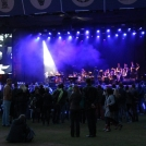 Swingový koncert v Tivolim v Dánsku