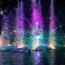 Velkolepá vodní show