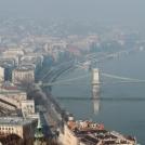 Výhled na kouzelnou Budapešť