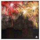 """Malba ohňostroje - zrychlené video malby si prohlédněte <a href=""""http://malebno.cz/malba-fotografie-ohnostroje-jak-vyfotit-ohnostroj-jak-ho-namalovat/"""">ZDE</a>"""