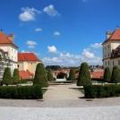 Zámek na Moravě, Valtice