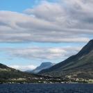 Norsko - fotografie z trajektu