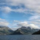 Pohledy z Norského trajektu