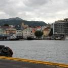 Bergen - pobřežní město