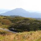 Floyen - cesta na horu Floyen