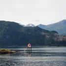 Výhled z trajektu, Norsko
