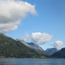 Výhled z Norského trajektu