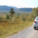 Kamenitá cesta k hoře Lauparen