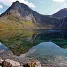Grytavatnet - kouzelné horské jezero v Norsku