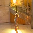 Portrét z katedrály Sagrada Família