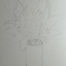 Náčrtek tužkou
