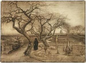 Kresba Vincenta van Gogha