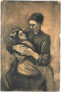 Vincent van Gogh - kresba