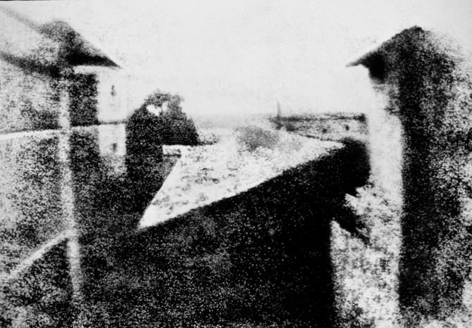 NIÉPCE, Nicéphore. Nicéphore Niépce House Museum [online]. [cit. 1.2.2016]. Dostupný na WWW: http://www.photo-museum.org/wp-content/uploads/2015/01/catalogue-Niepce-View_Le_Gras.jpg