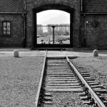 Birkenau - vstupní brána