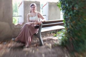 Lensbaby fotografie - fotografka Tereza Preislerová