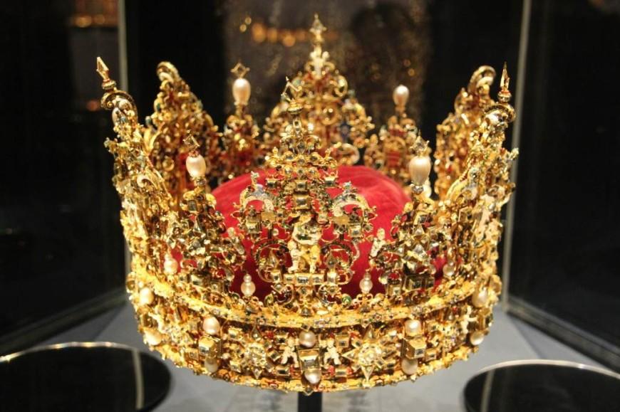 Dánská královská koruna