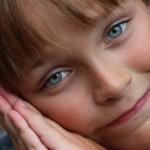 Portrét dítěte - fotografie chlapce