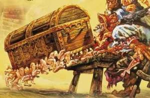 Terry Pratchett zavazadlo