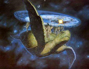 Želva A' Tuin z Úžasné Zeměplochy