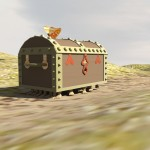 Zavazadlo s motylem - uzasna zemeplocha, Terry Pratchett