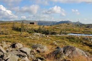 Rundemannen - hora nad Bergenem